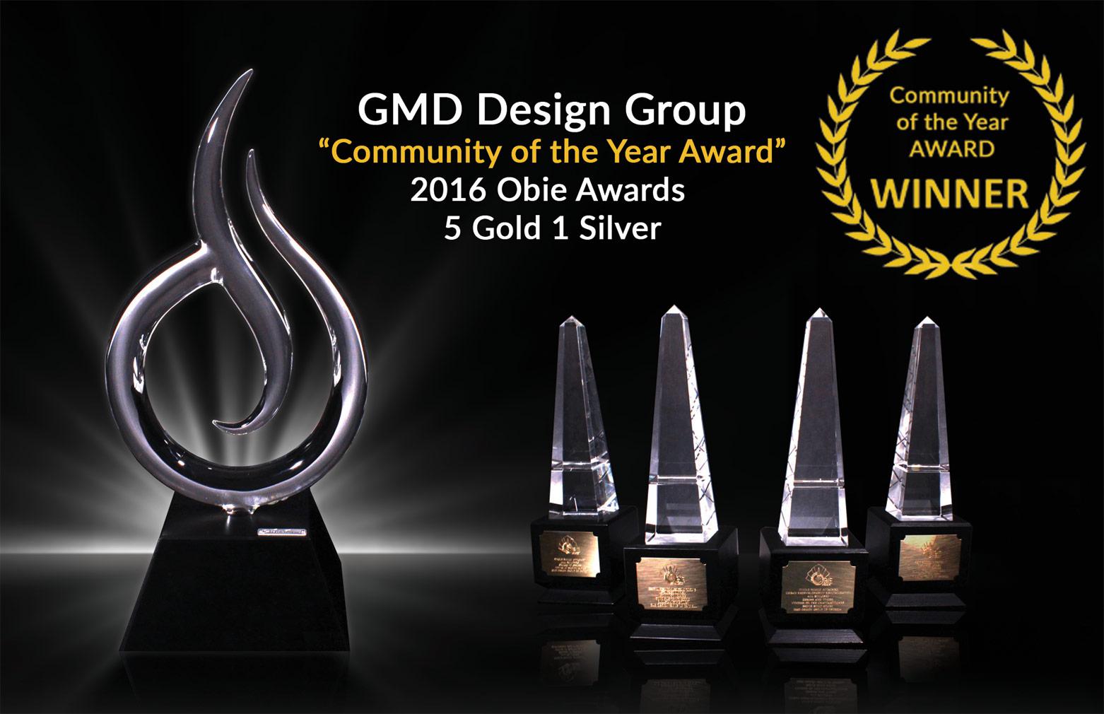 GMD Obie Awards
